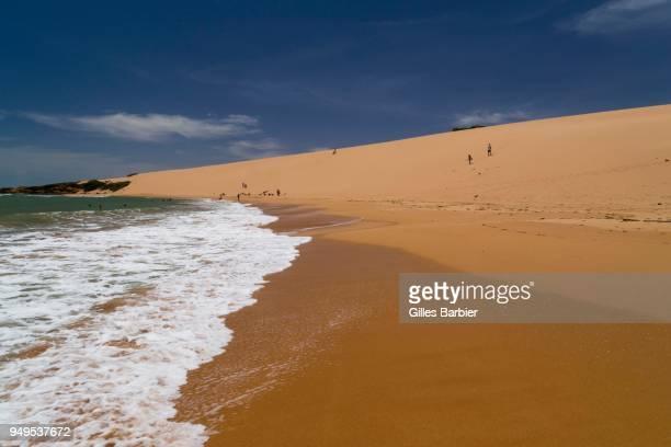 Beach, Playa Taroa, Punta Gallinas, La Guajira, Colombia