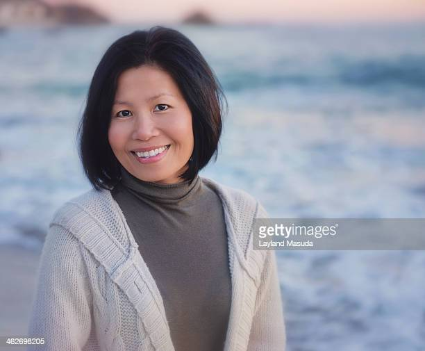 Beach Portrait - Woman