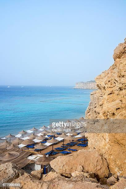Beach Resort, Sharm el Sheikh, Egypt