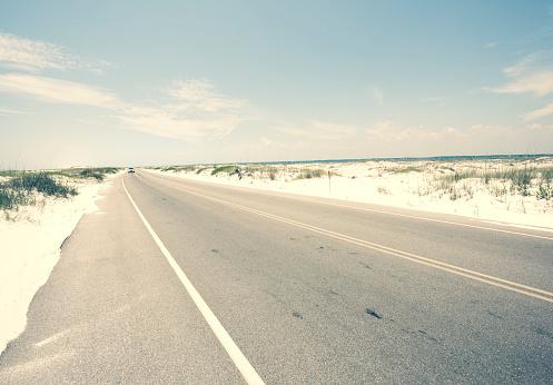 Beach Road HDR - gettyimageskorea