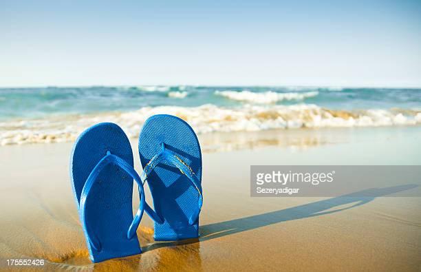 Sandalias de playa