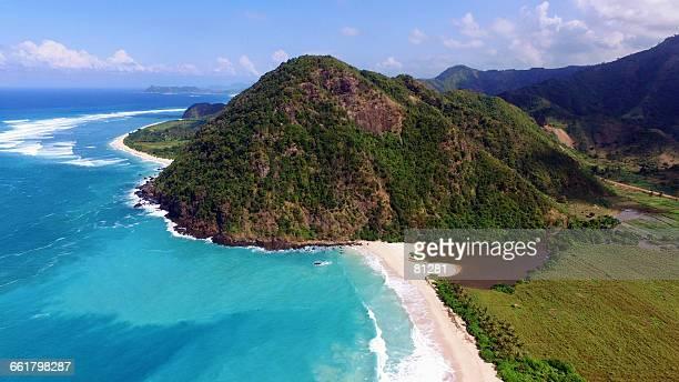 Beach, Selong Belanak, West Nusa Tenggara, Indonesia
