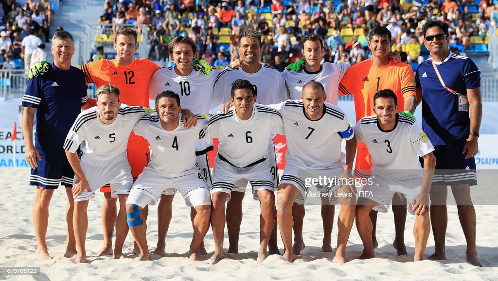 Bahamas v FIFA Beach Soccer Allstars - FIFA Beach Soccer World Cup Bahamas 2017 : ニュース写真