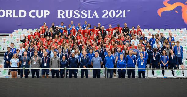 RUS: Oman v Senegal - FIFA Beach Soccer World Cup 2021