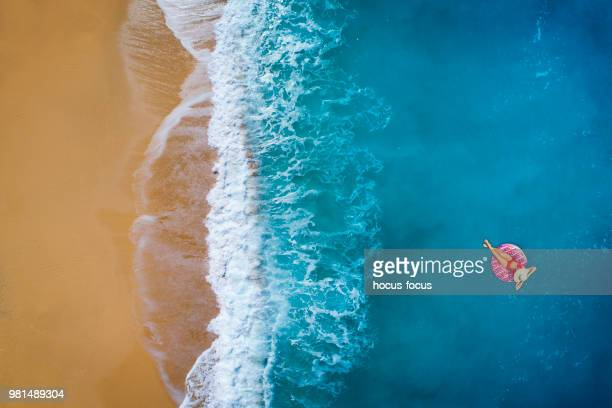 beach sunbathing and summer - kas stock pictures, royalty-free photos & images