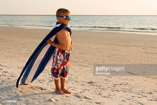 Beach Superhero