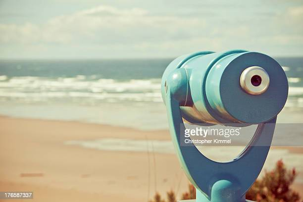 Beach telescope