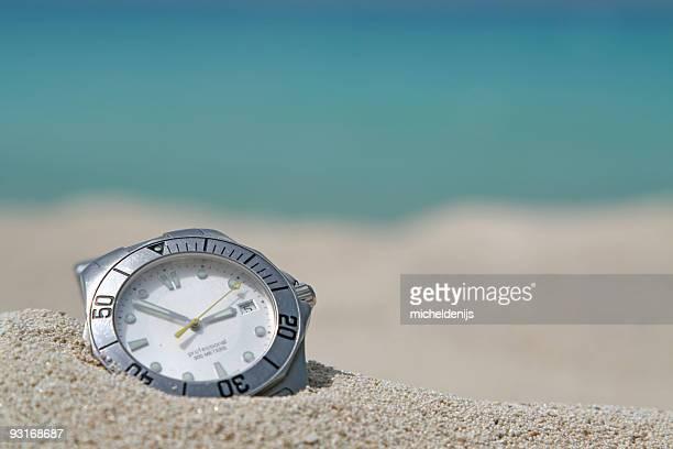 Tiempo de playa