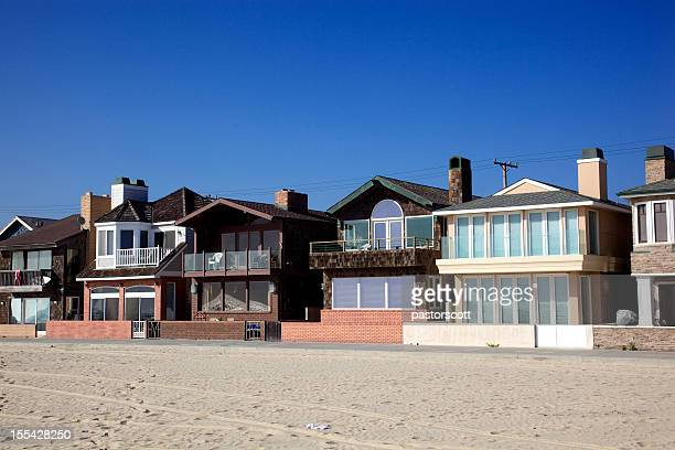 beach town newport beach california - newport ca stock pictures, royalty-free photos & images