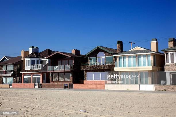 beach town newport beach california - newport beach california stock pictures, royalty-free photos & images