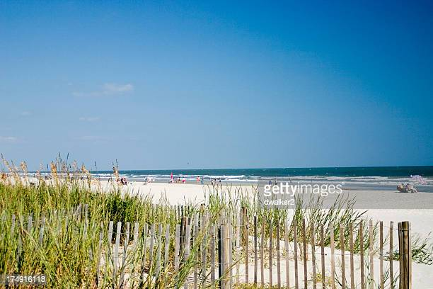 beach view 2 - file:myrtle_beach,_south_carolina.jpg stock pictures, royalty-free photos & images