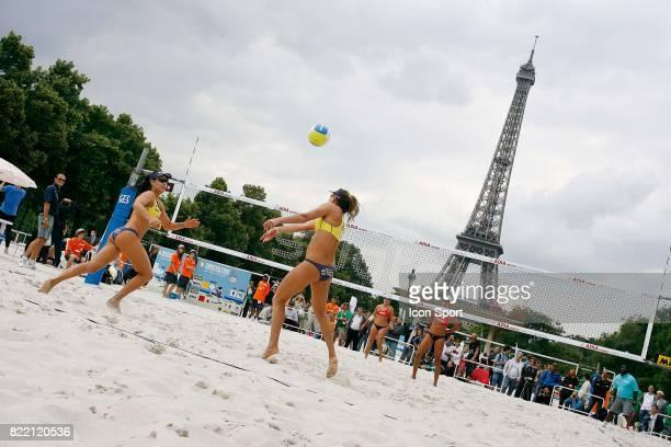 Beach Volley Henkel Grand Chelem World Tour 2008 Champs de Mars Paris