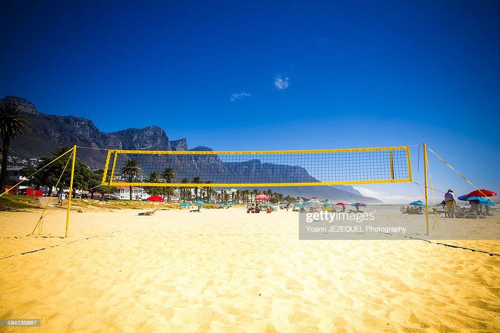 Beach volley : Photo