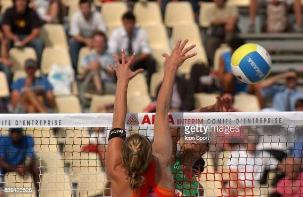 ANA PAULA Beach Volley Swatch FIVB World Tour 2005 Tournoi Paris Grand Chelem Champ de Mars