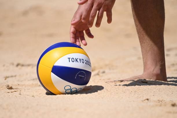 JPN: Beach Volleyball - Olympics: Day 1