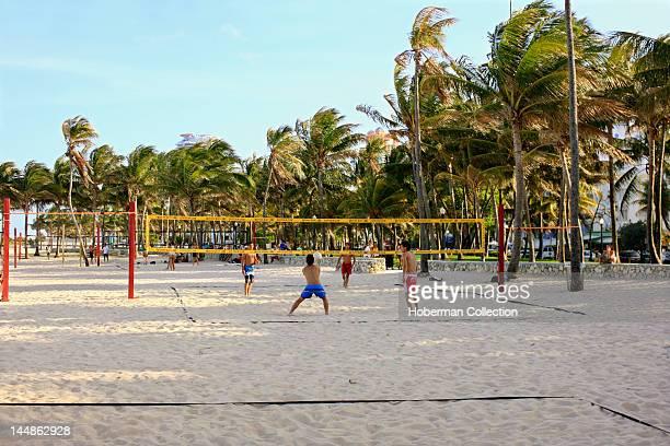 Beach Volleyball Miami