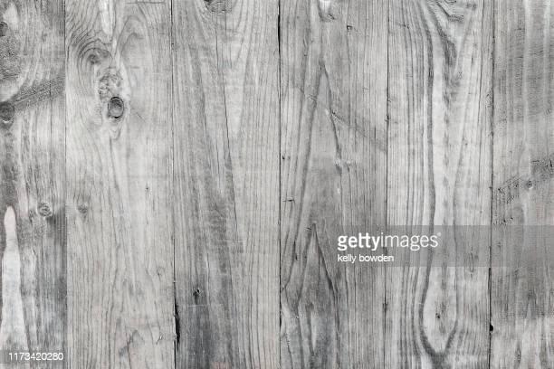 beach wood texture background - 漂白した ストックフォトと画像