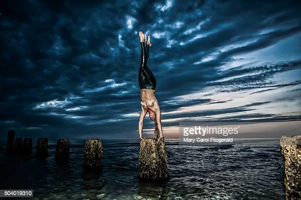 Beach Yogi - Gymnast