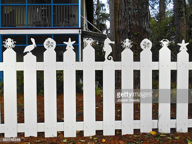 Beachcomber fence