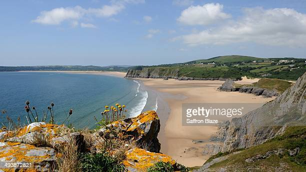 Beaches of the Gower