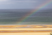 Beaches of the Normandy landings- Omaha Beach