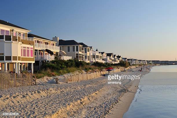海岸沿いの家屋 - デラウェア州 ストックフォトと画像