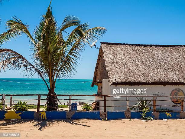 Beachfront em Vilanculos, Moçambique
