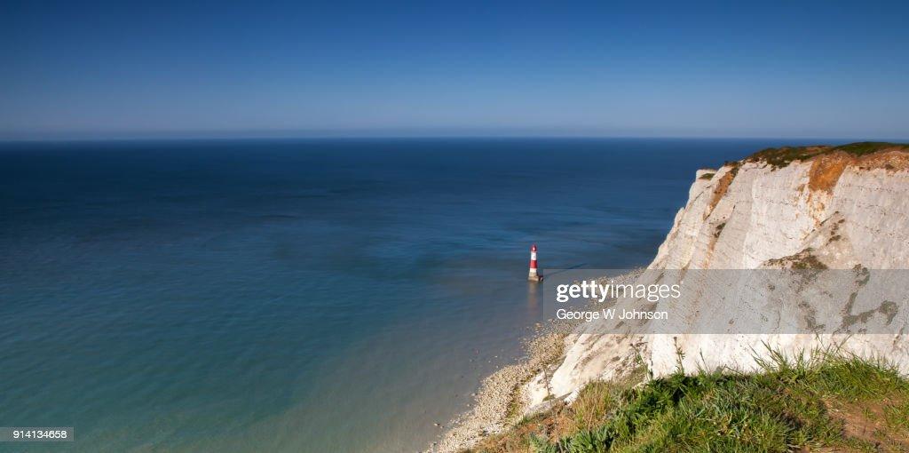 Beachy Head Lighthouse : Stock Photo