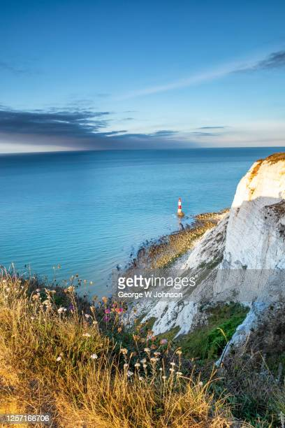 beachy head - wales stock pictures, royalty-free photos & images