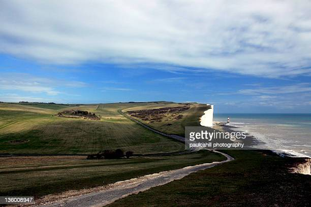 beachy head - beachy head stock photos and pictures