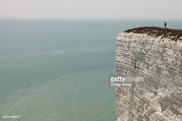 beachy head - bortes stockfoto's en -beelden