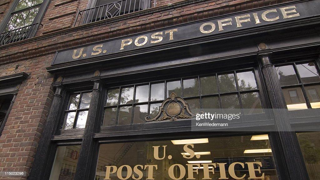 Beacon Hill Post Office : Stock Photo