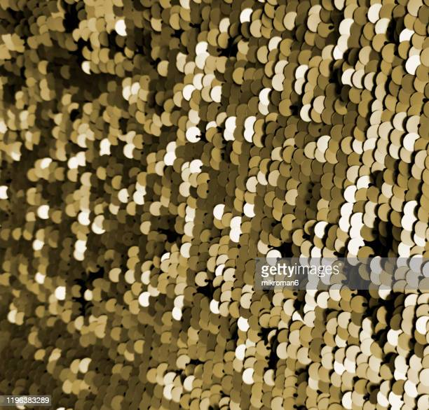 beading fabric texture background. - sequin stock pictures, royalty-free photos & images
