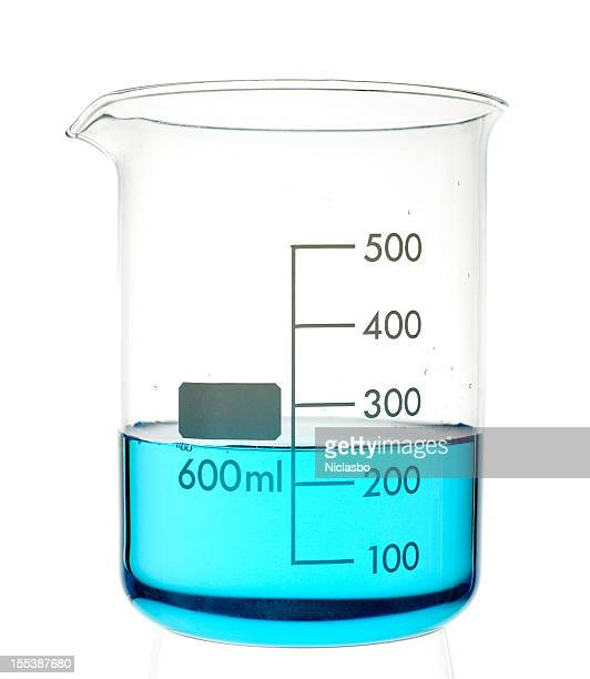 beaker - volume fluid capacity stock pictures, royalty-free photos & images