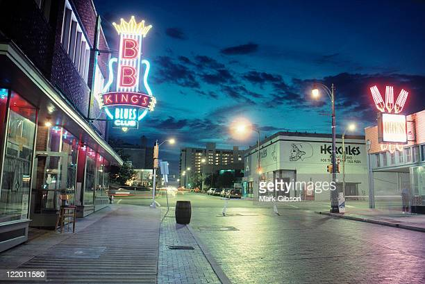 Beale St, Memphis, Tennessee