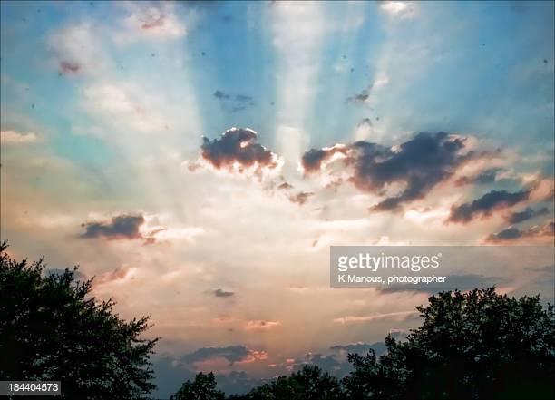 Beams of Heaven