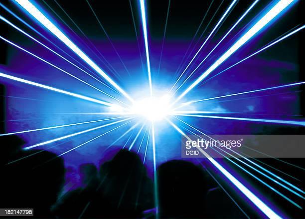 Beams of Laser - 02
