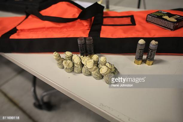 Bean bag ammo for the new shot guns Toronto police will soon be giving to all their officers aimed at eliminating fatal encounters between police and...