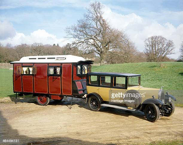 Bean Short 14 with a 1926 Eccles Caravan This example was made during Bean's penultimate season Bean were among the many firms who tried to challenge...