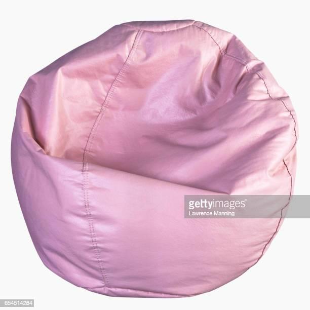 beanbag chair - sacco photos et images de collection