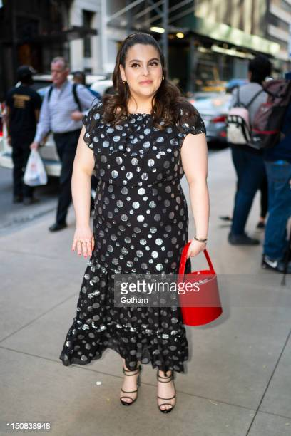 Beanie Feldstein attends a screening for 'Booksmart' at the Whitby Hotel on May 21 2019 in New York City