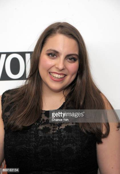 Beanie Feldstein attends 'Lady Bird' screening during 55th New York Film Festival at Alice Tully Hall on October 8 2017 in New York City