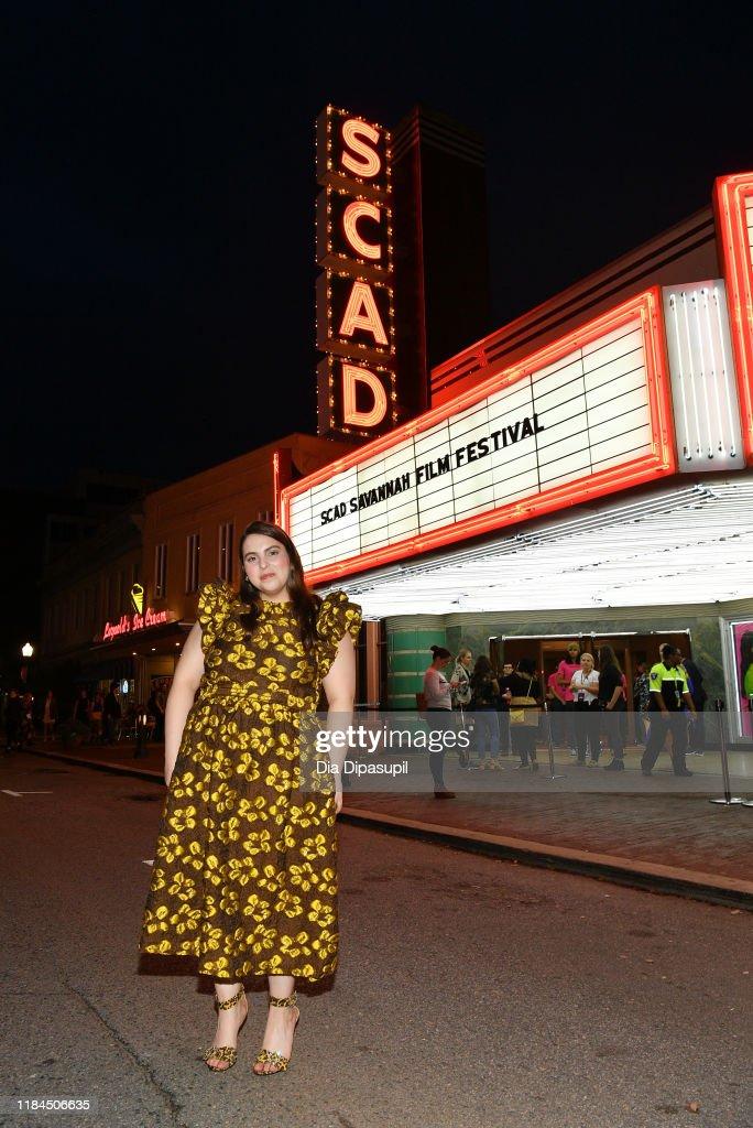 22nd SCAD Savannah Film Festival – Red Carpet - Day 5 : News Photo