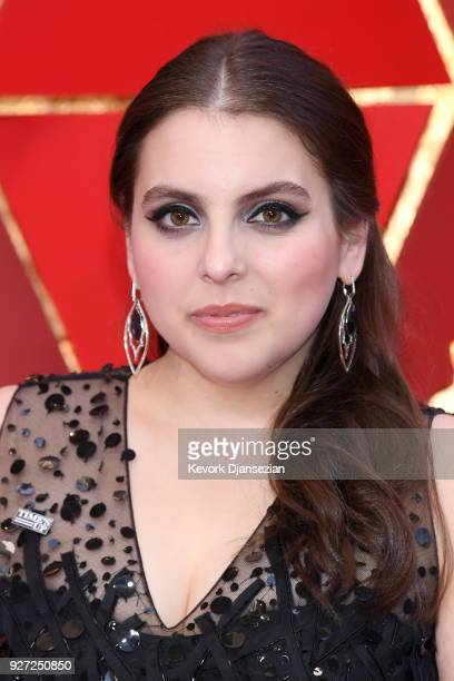 Beanie Feldstein attends the 90th Annual Academy Awards at Hollywood & Highland Center on March 4, 2018 in Hollywood, California.