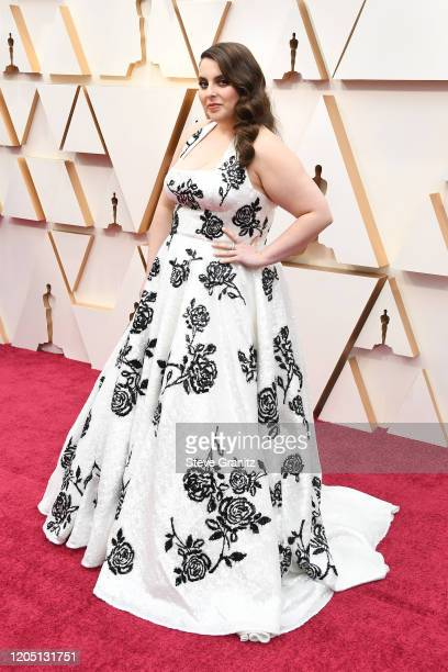 Beanie Feldstein attends the 92nd Annual Academy Awards at Hollywood and Highland on February 09, 2020 in Hollywood, California.