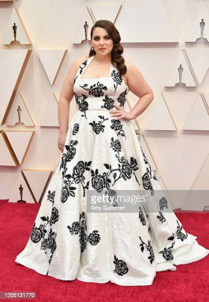 Beanie Feldstein attends the 92nd Annual Academy Awards at Hollywood and Highland on February 09 2020 in Hollywood California