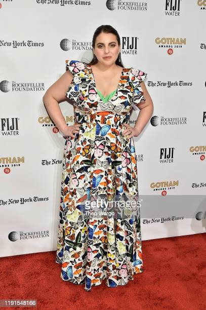 Beanie Feldstein attends the IFP's 29th Annual Gotham Independent Film Awards at Cipriani Wall Street on December 02, 2019 in New York City.