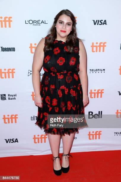 Beanie Feldstein attends the 'Lady Bird' premiere during the 2017 Toronto International Film Festival at Ryerson Theatre on September 8 2017 in...