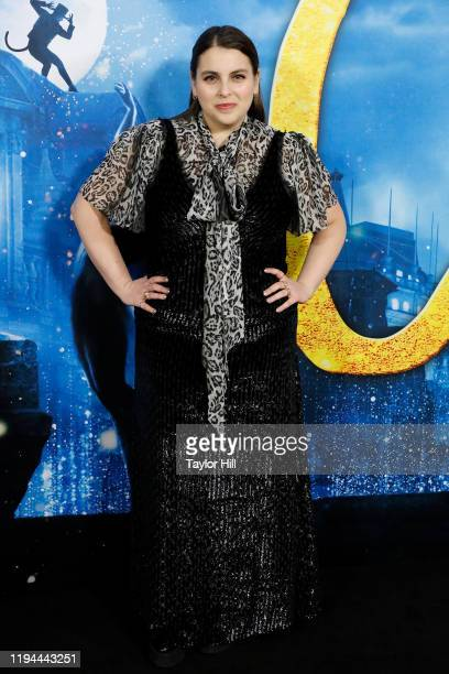 Beanie Feldstein attends the world premiere of Cats at Alice Tully Hall Lincoln Center on December 16 2019 in New York City