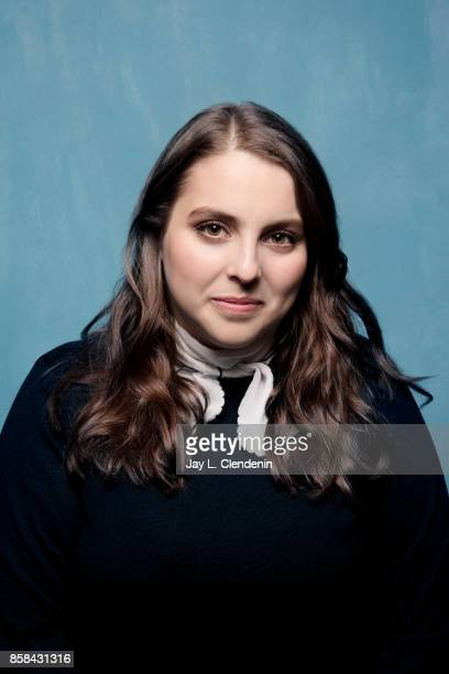 Beanie Feldstein from the film 'Lady Bird' poses for a portrait at the 2017 Toronto International Film Festival for Los Angeles Times on September 8...